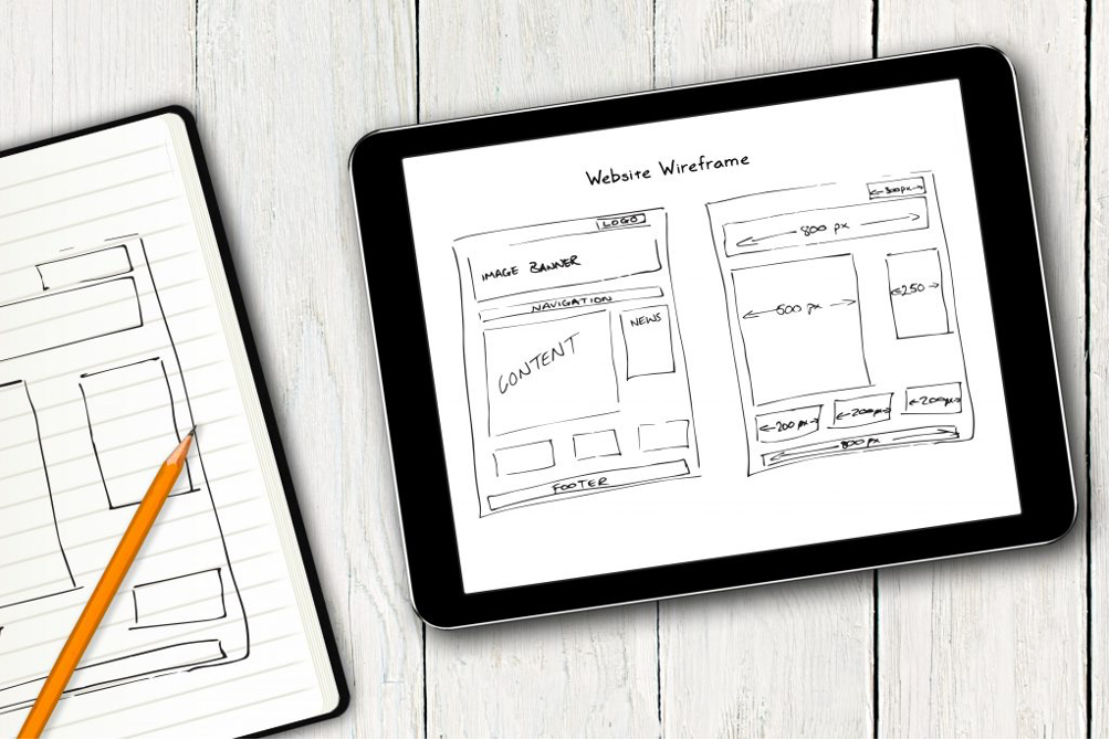 how-to-start-a-blog-wireframe-elementor