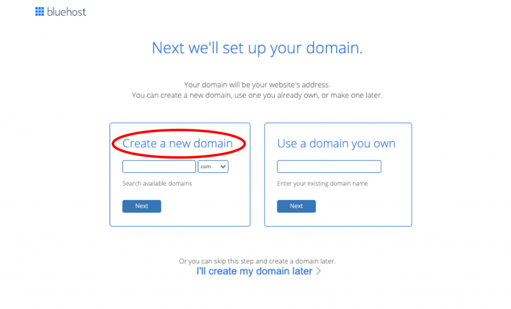 start-a-blog-with-bluehost-discount-coupon-3